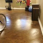 stained concrete interior floor in st louis mo
