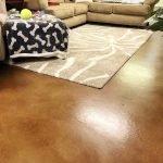 acid stain concrete floor in st louis mo
