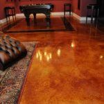 acid stained concrete st louis mo